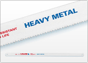 "Lenox Bi-metal Hacksaw Blade 10"" X 1/2"" with 18 TPI. Bi-metal construction allows blades to bend and flex without breaking. Designed for longer life. The first bi-metal hacksaw blade in the world - and the best."