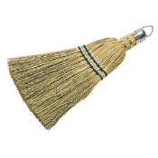 This Premier Mop whisk broom is made with 100% broom corn and is good for a number of uses.